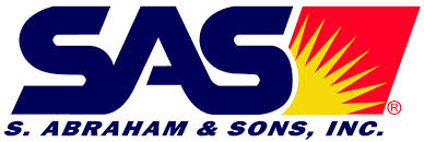 S Abraham and Sons Company Logo
